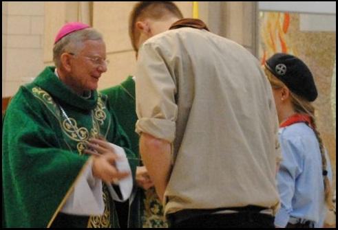 Msza Święta z nowym Arcybiskupem